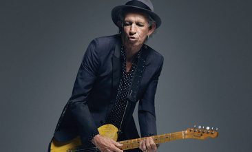 Keith Richards In 20 Riffs