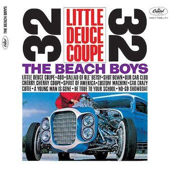 Little Deuce Coupe album