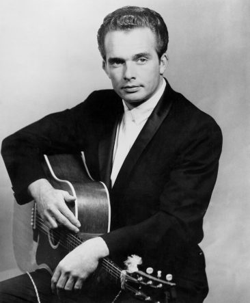 The Country Chart Debut Of 26-Year-Old Merle Haggard