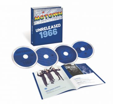 'Motown Unreleased 1966' Gathers Classics, Rare Tracks From The Vault