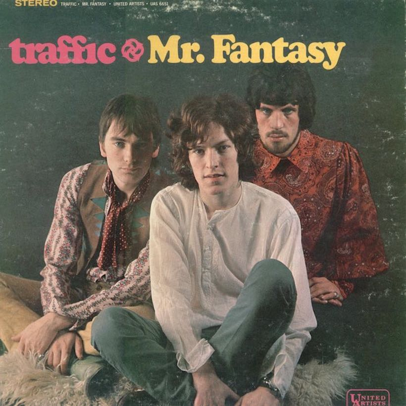 'Mr. Fantasy': Traffic Keep Moving With Debut Album