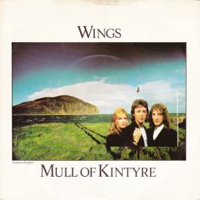 Mull Of Kintyre Wings