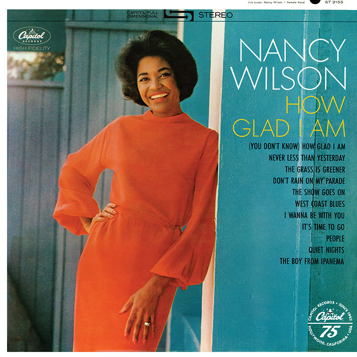 reDiscover Nancy Wilson's 'How Glad I Am'