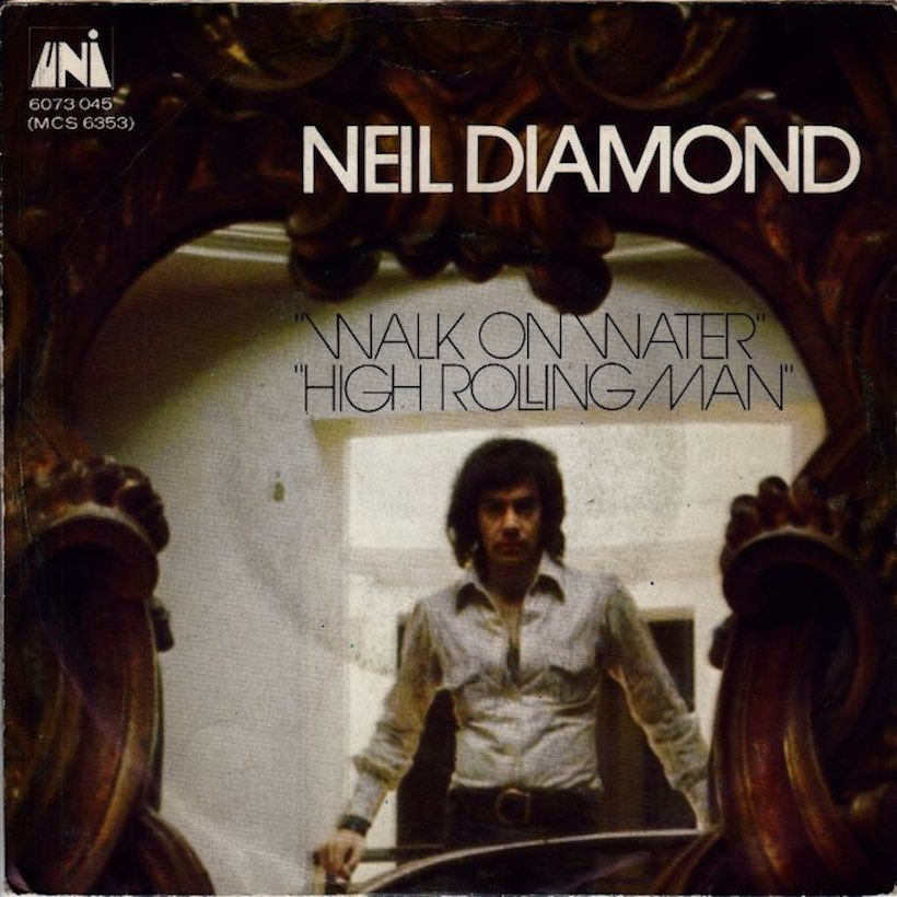 Neil Diamond Walk On Water
