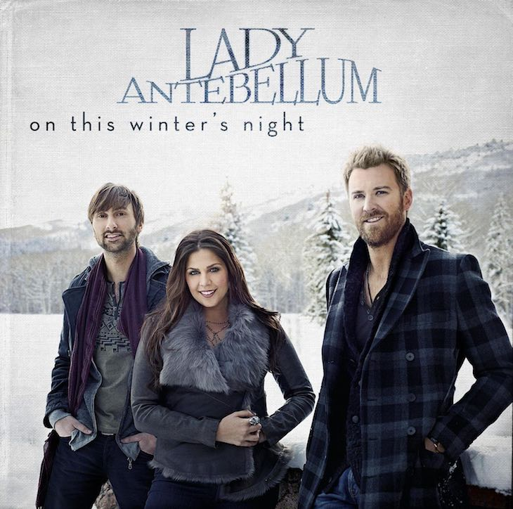 country christmas vinyl under the tree from reba mcentire lady antebellum darius rucker - Country Christmas Movie