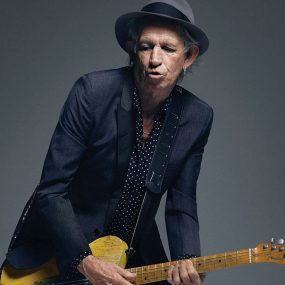 Keith Richards approved Mark Seliger