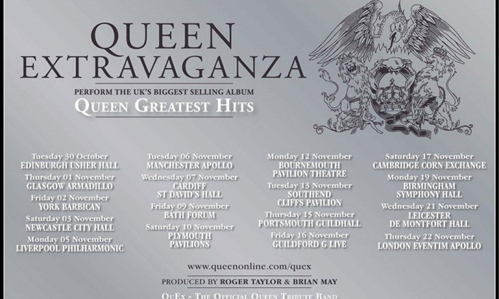 Queen Extravaganza Tour UK