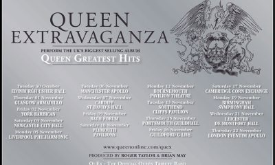 Queen Extravaganza Tour UK