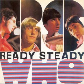 Who EP Ready Steady Who