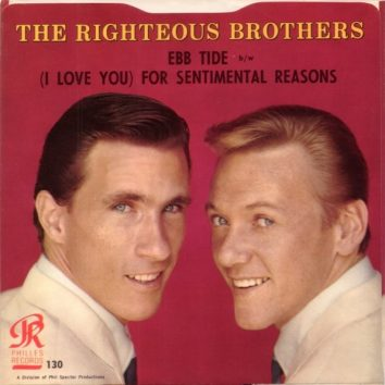 Righteous Brothers Ebb Tide