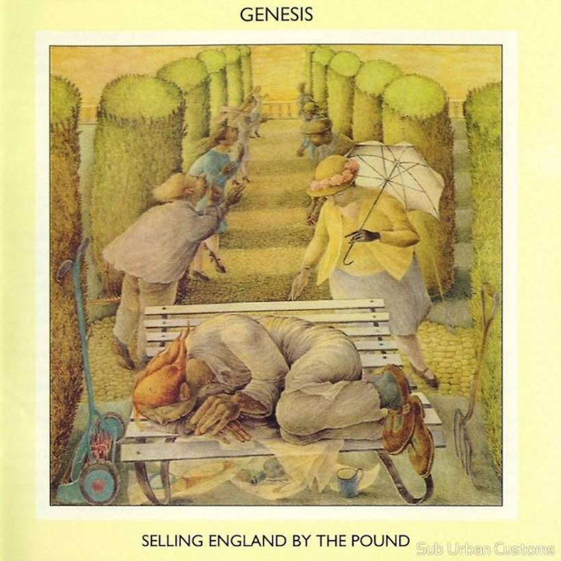 Genesis artwork: UMG