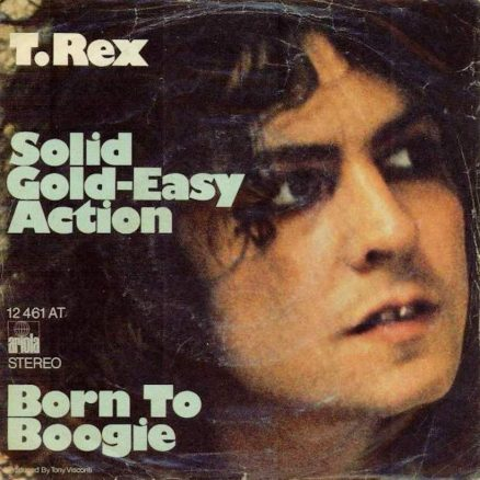 Solid Gold Easy Action T. Rex