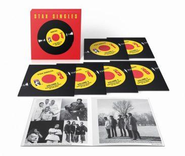 New Multi-Disc Box Set Delves Deep Into Iconic Memphis Imprint Stax's Archives