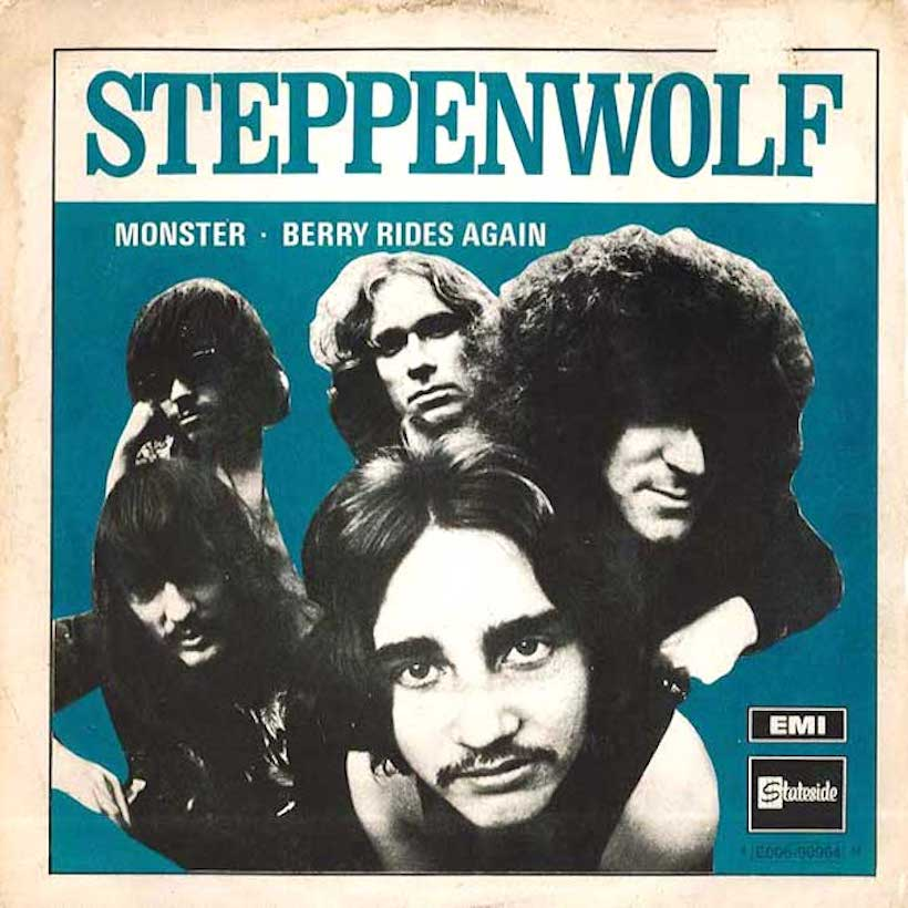 Image result for monster steppenwolf single images