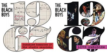 New Beach Boys Digital Collections Include Raft Of Previously Unreleased Live And Studio Recordings