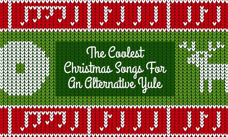 Cool Christmas Songs Artwork - medium