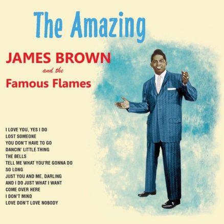 The Amazing James Brown album