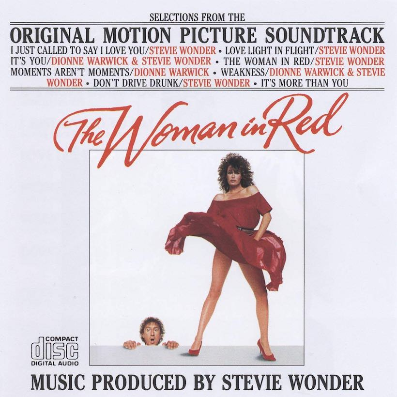 Stevie Wonder Hits The Hollywood Heights With 'The Woman In Red'