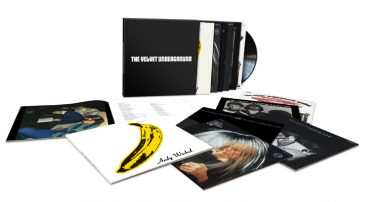 Velvet Underground's 50th Anniversary Celebrated With Career-Spanning Vinyl Box Set