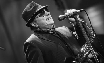 Van Morrison To Release New Live DVD, 'In Concert', In February 2018