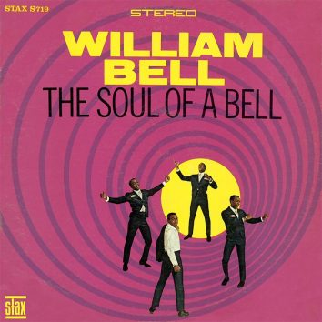 William Bell Soul Of A Bell album cover web optimised 820