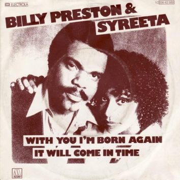 With You I'm Born Again Billy Preston & Syreeta