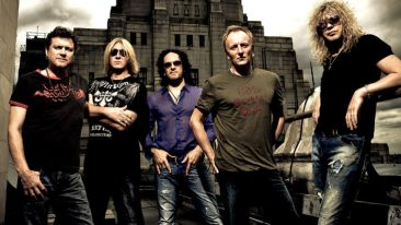 Def Leppard Planning 60-Date North American Tour For 2018