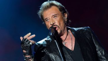 Pioneering French Rock'n'Roll Superstar Johnny Hallyday Dies Aged 74