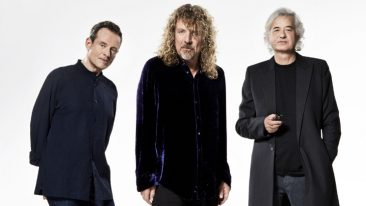 Led Zeppelin Set To Release 50th Anniversary Illustrated Book