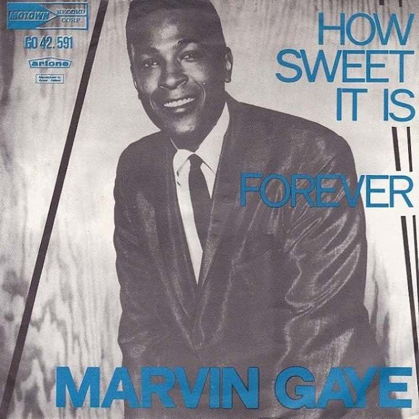 'How Sweet It Is': Marvin Gaye Masters Soul And Pop