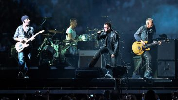 Pollstar Reveals U2, Guns N' Roses, Metallica Among 2017's Top 20 Worldwide Tours