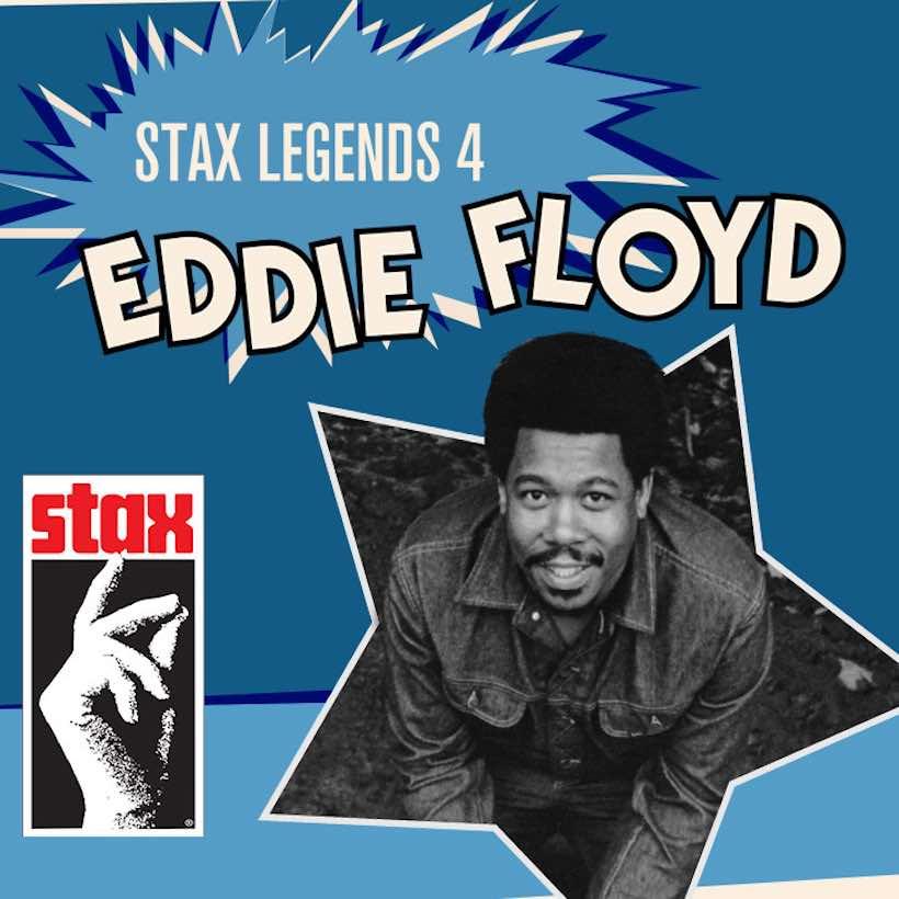 Stax Legends Eddie Floyd