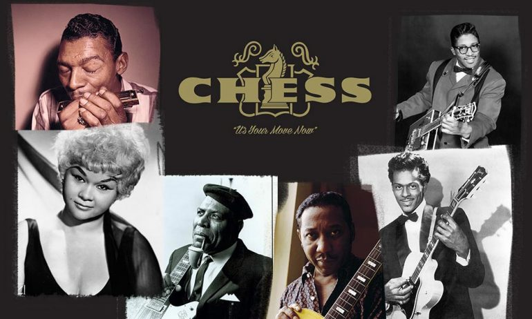 Roll Over, Beethoven: Chess Records And The Rock'n'Roll Revolution