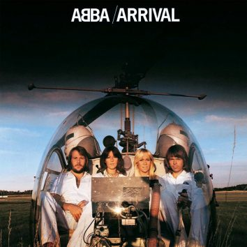 ABBA Arrival Album Cover web optimised 820