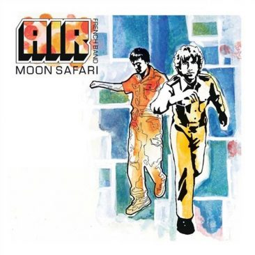 reDiscover Air's Retro-Futurist 'Moon Safari'