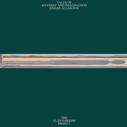 Alan Parsons Mystery Imagination Reissue