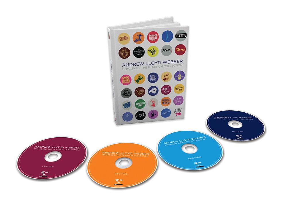 Andrew Lloyd Webber Unmasked Platinum