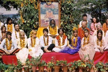 New Exhibition To Celebrate 50th Anniversary Of The Beatles' Visit To India