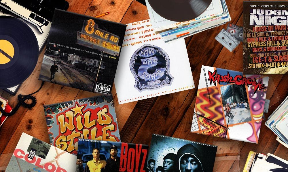 best hip-hop soundtracks