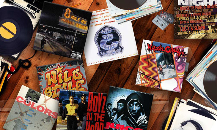 Wild Styles: The Best Hip-Hop Soundtracks Ever