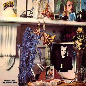 Brian Eno Here Come The Warm Jets album cover web optimised 820
