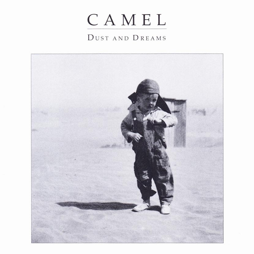 Camel Dust And Dreams Album Cover web 830 optimised