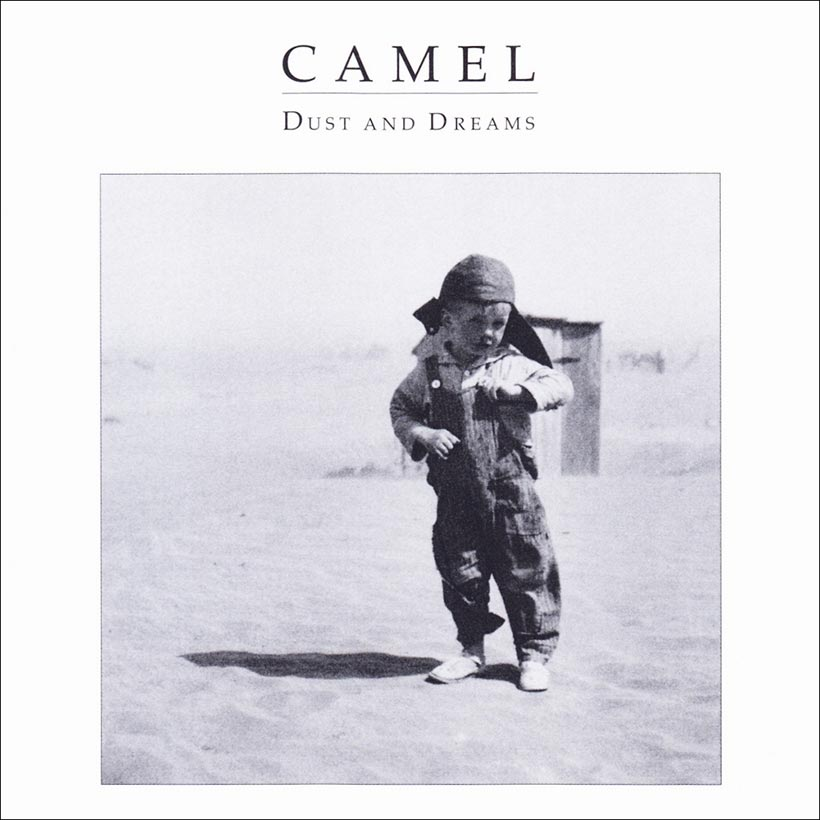 Camel Dust And Dreams Album cover web optimised 820