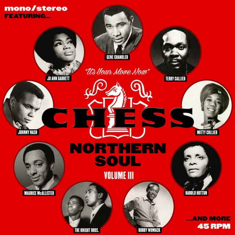 'Chess Northern Soul Vol III' Offers More Floorfillers & Rarities