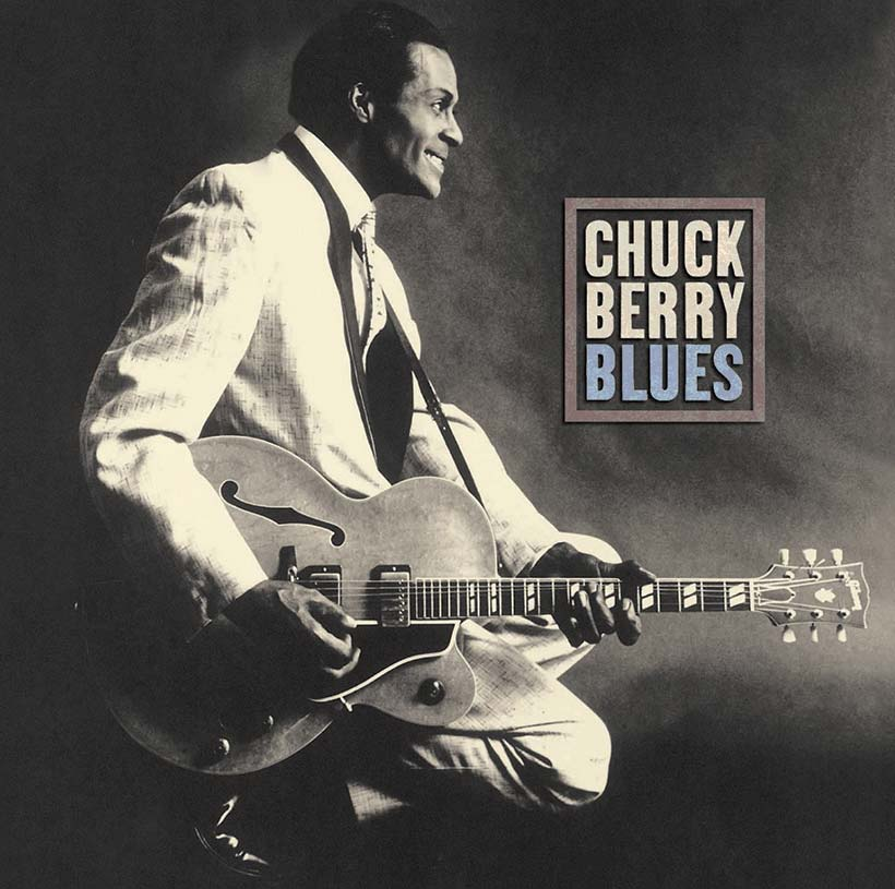 Chuck Berry Blues Album Cover web 820 optimised