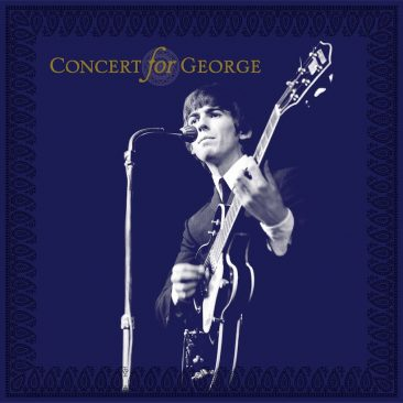 George Harrison Honoured With Multi-Format 'Concert For George' Reissue