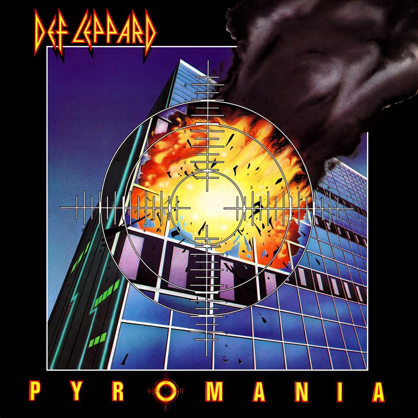 Def Leppard Pyromania Album Cover web 820 optimised