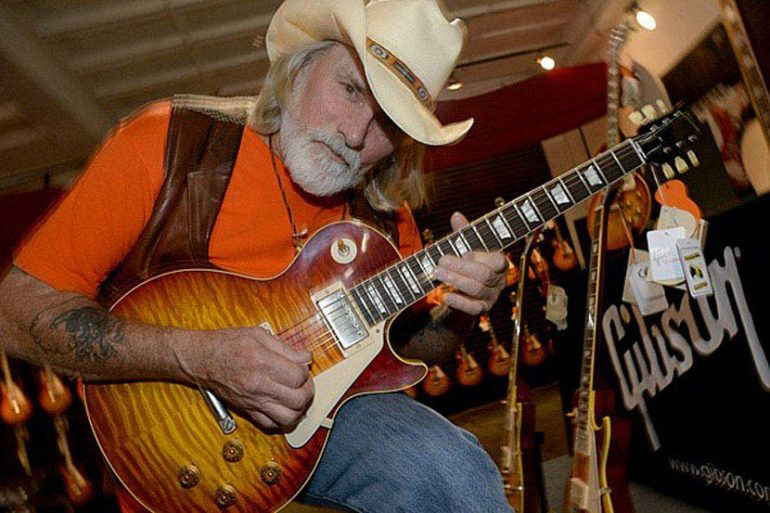 Dickey Betts, Gov't Mule To Headline Allman Brothers-Founded Peach Music Festival