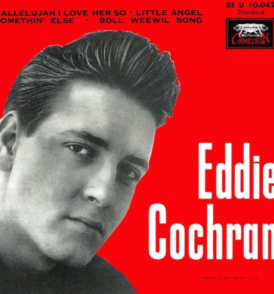Eddie Cochran Hallelujah I Love Her So