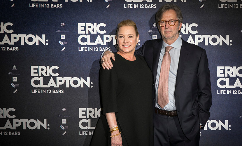 Eric Clapton Says He's Losing His Hearing